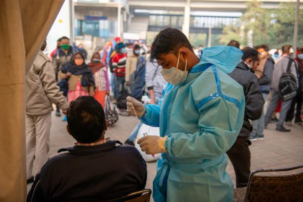 إصابات كورونا في الهند تتجاوز 25 مليون حالة