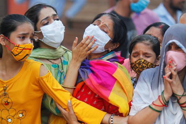 """الهند تسجل أكثر من 259 إصابة جديدة بـ """"كورونا"""""""