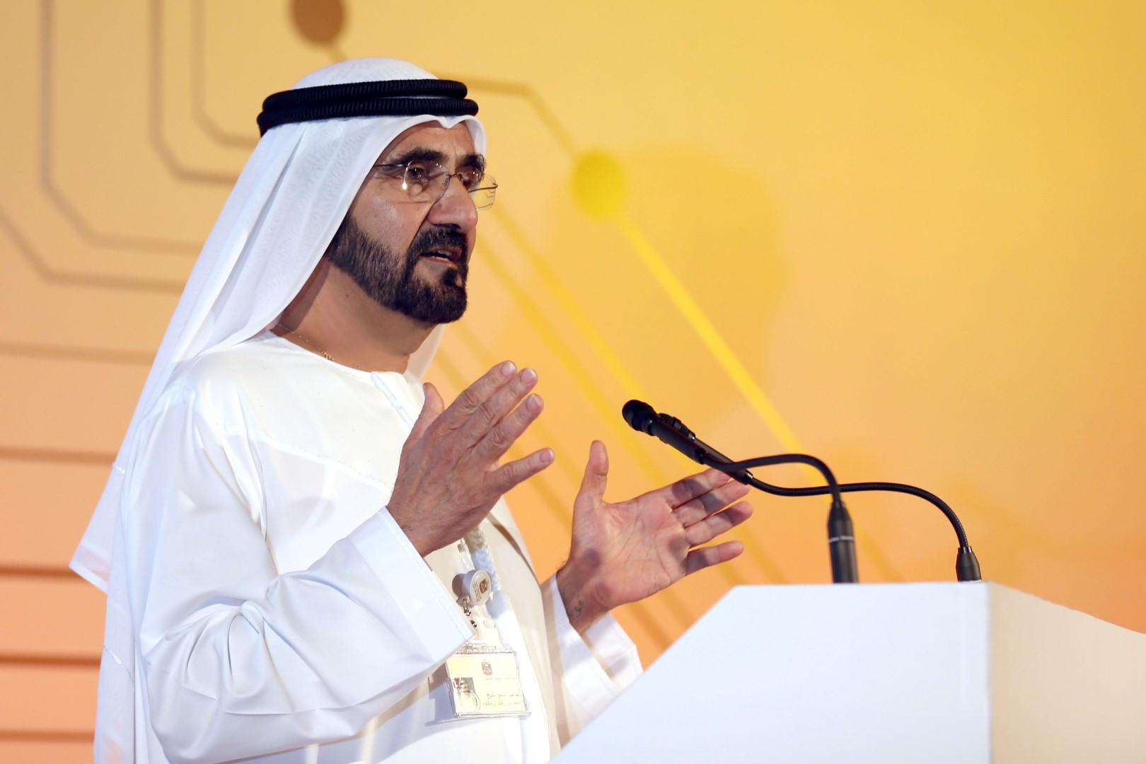 محمد بن راشد يوجه بتقييم أكثر من 1300 خدمة رقمية تقدمها الحكومة الاتحادية