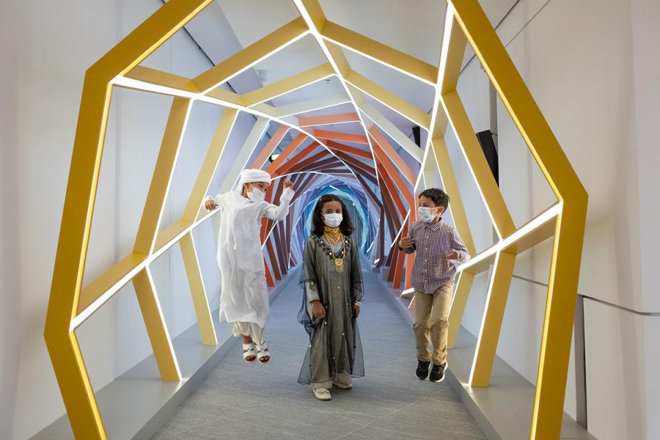 متحف الأطفال في اللوفر -أبوظبي يفتح أبوابه الجمعة