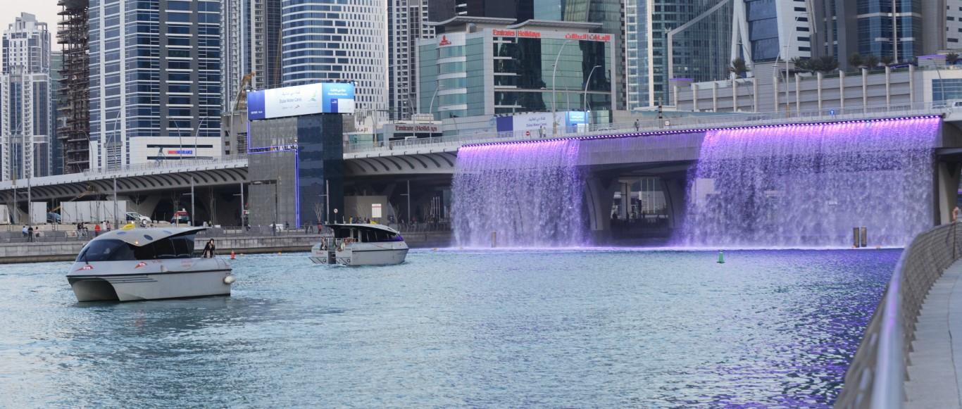 دبي: 99% مؤشر الحالة الإنشائية لمنشآت الطرق