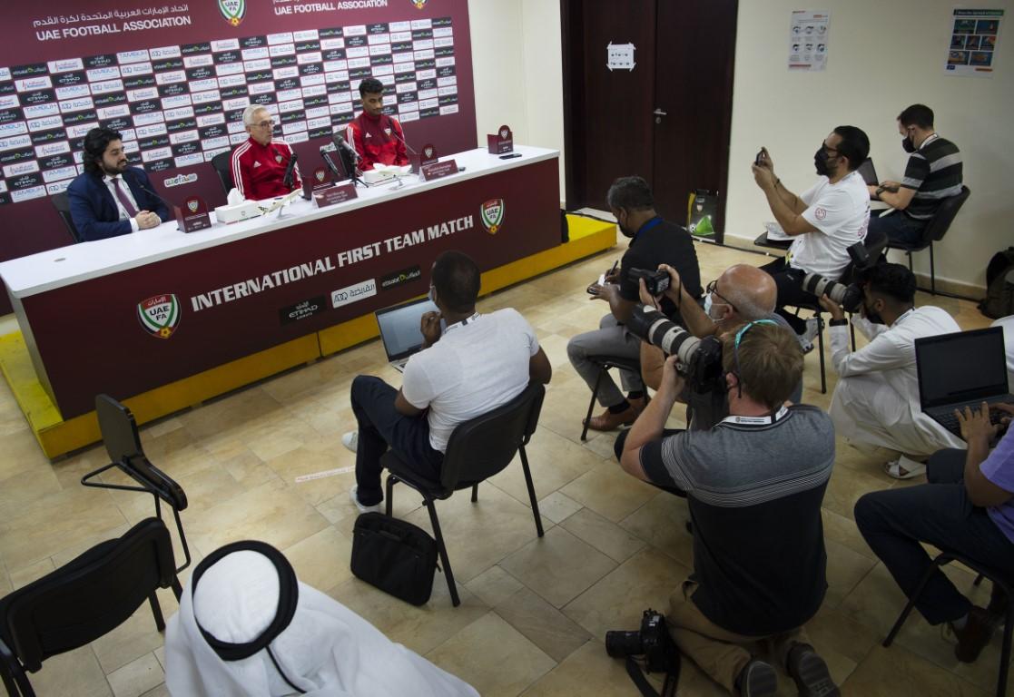 فان مارفيك مدرب منتخبنا الوطني يؤكد أهمية الفوز في مباراة الغد أمام تايلاند على طريق التأهل