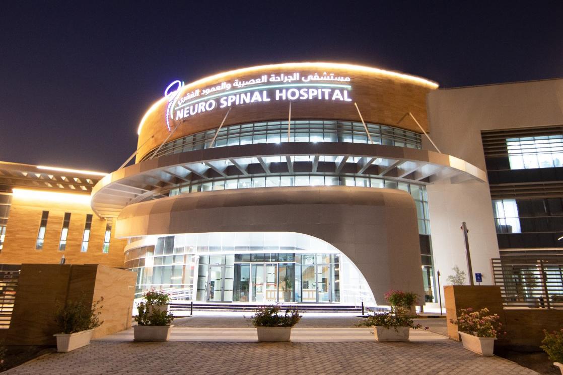 إفتتاح مستشفى الجراحة العصبية والعمود الفقري في مجمع دبي للعلوم بتكلفة 700 مليون درهم
