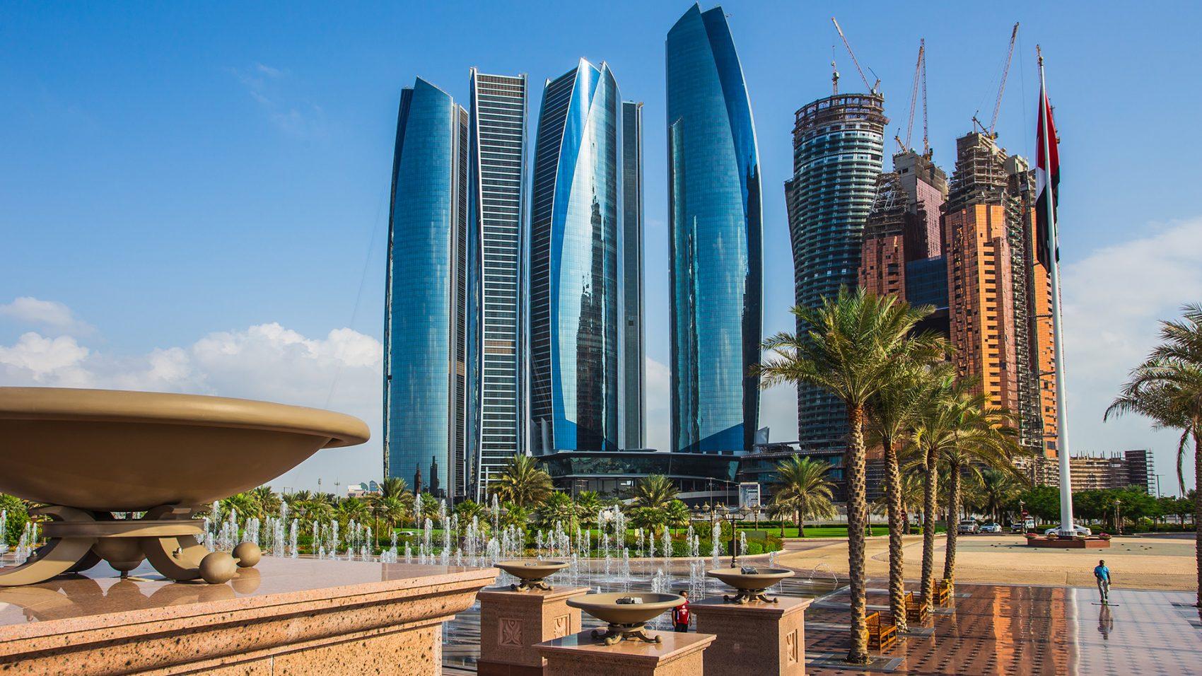 agência de notícias dos Emirados - Abu Dhabi foi classificada como a cidade  mais habitável da região pelo Índice Global de Viver