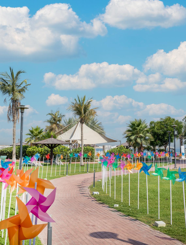 نادي دبي للسيدات يطلق أنشطة صيفية للنساء والأطفال