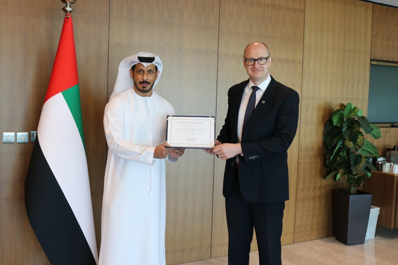 الإمارات والمملكة المتحدة تتعاونان لمواجهة غسل الأموال وتمويل الإرهاب