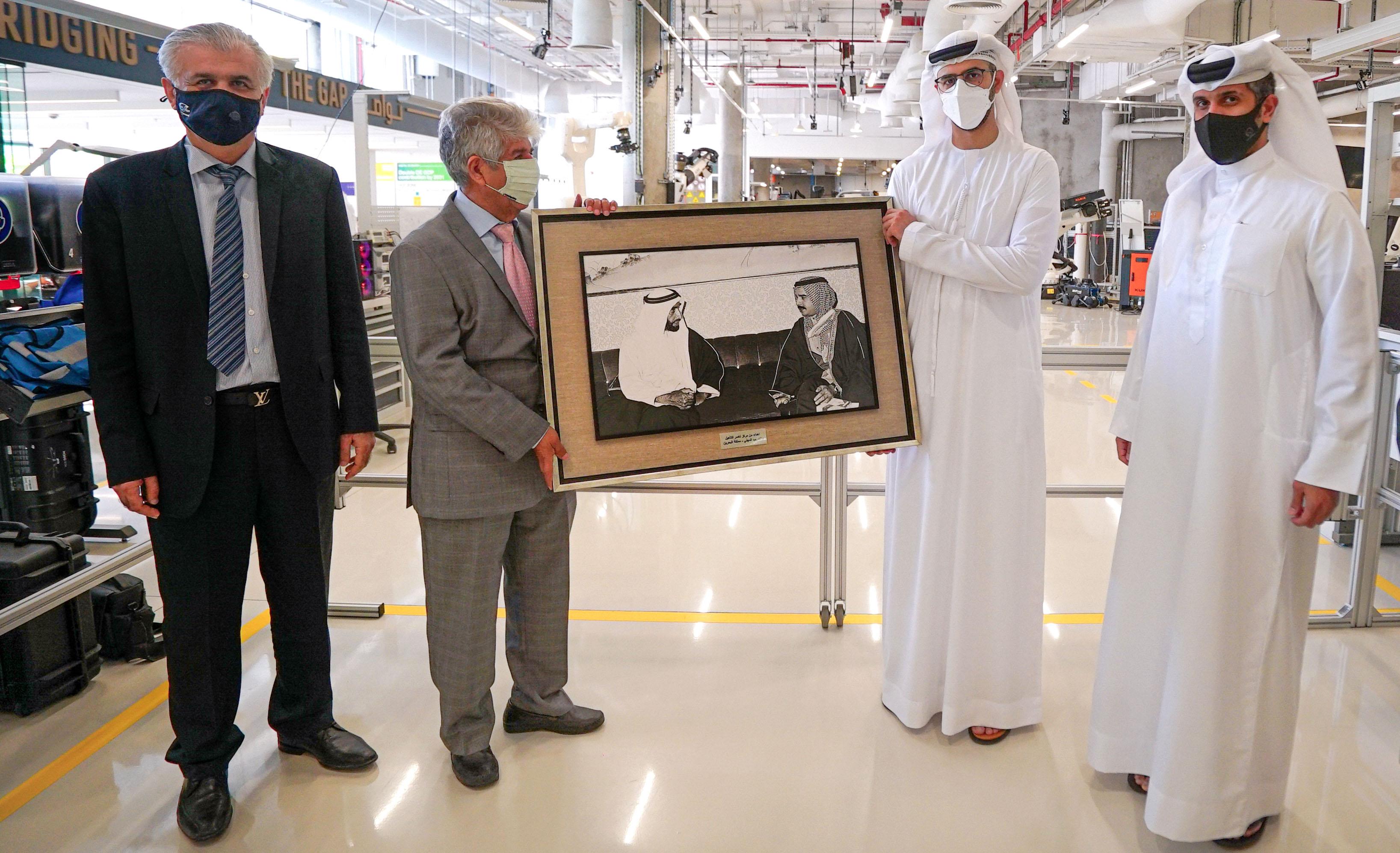 """""""الوطني للذكاء الاصطناعي"""" يوقع اتفاقية مع مركز بحريني للتدريب"""