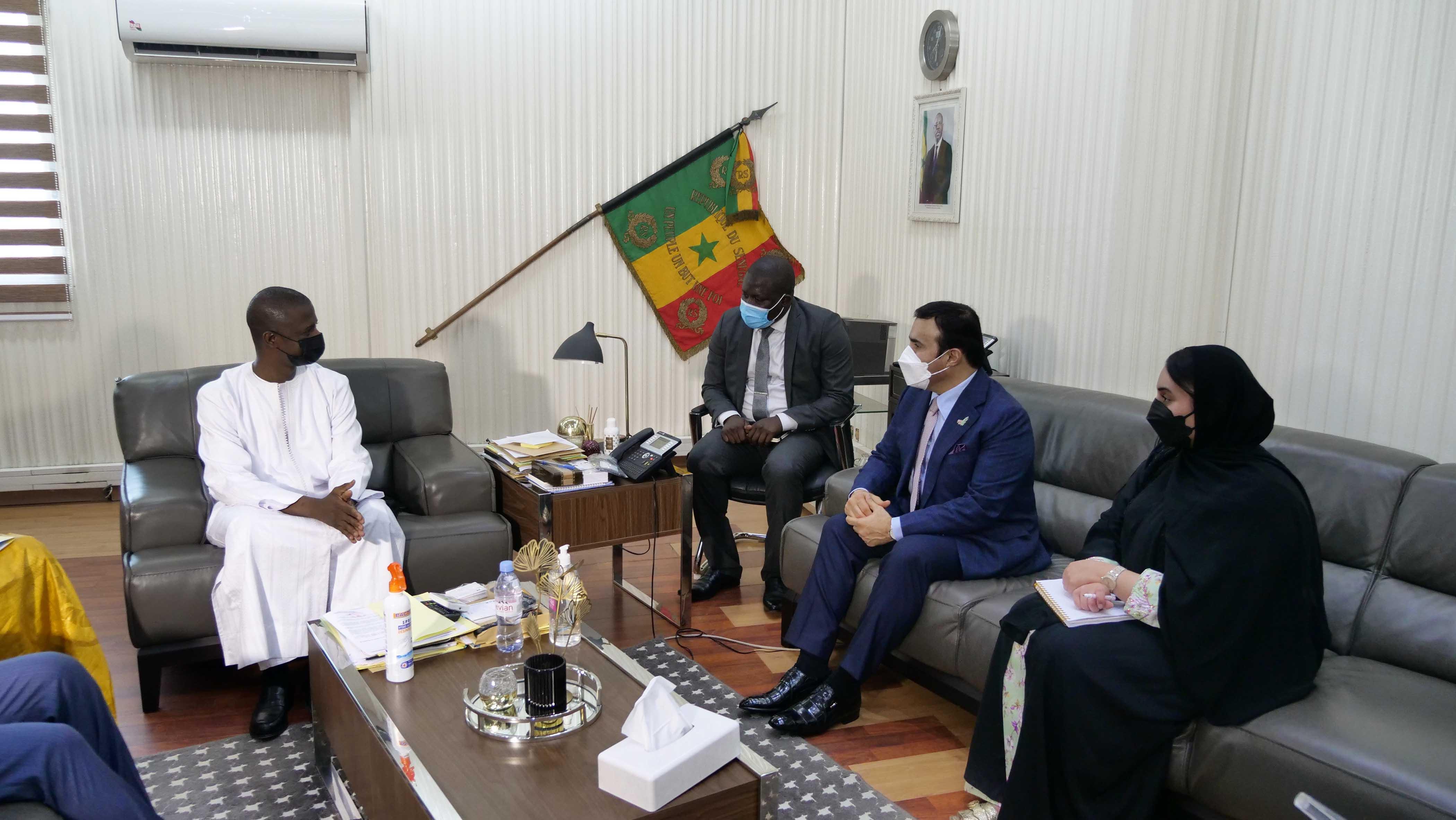 جولة أفريقية لمفتش عام وزارة الداخلية يبحث خلالها تعزيز التعاون في المجالات الشرطية