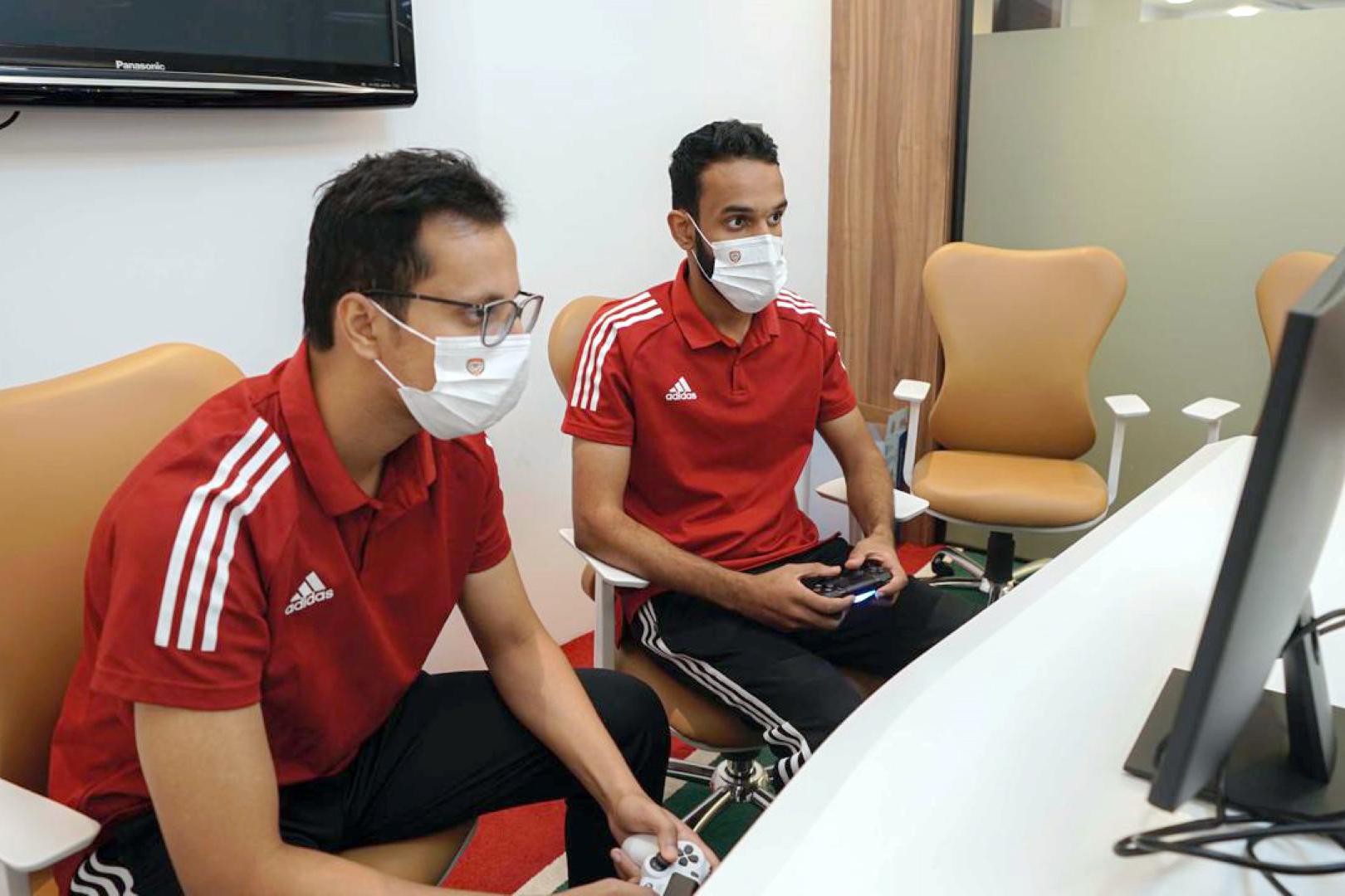 منتخب الإمارات يحصد برونزية بطولة غرب آسيا لكرة القدم الإلكترونية