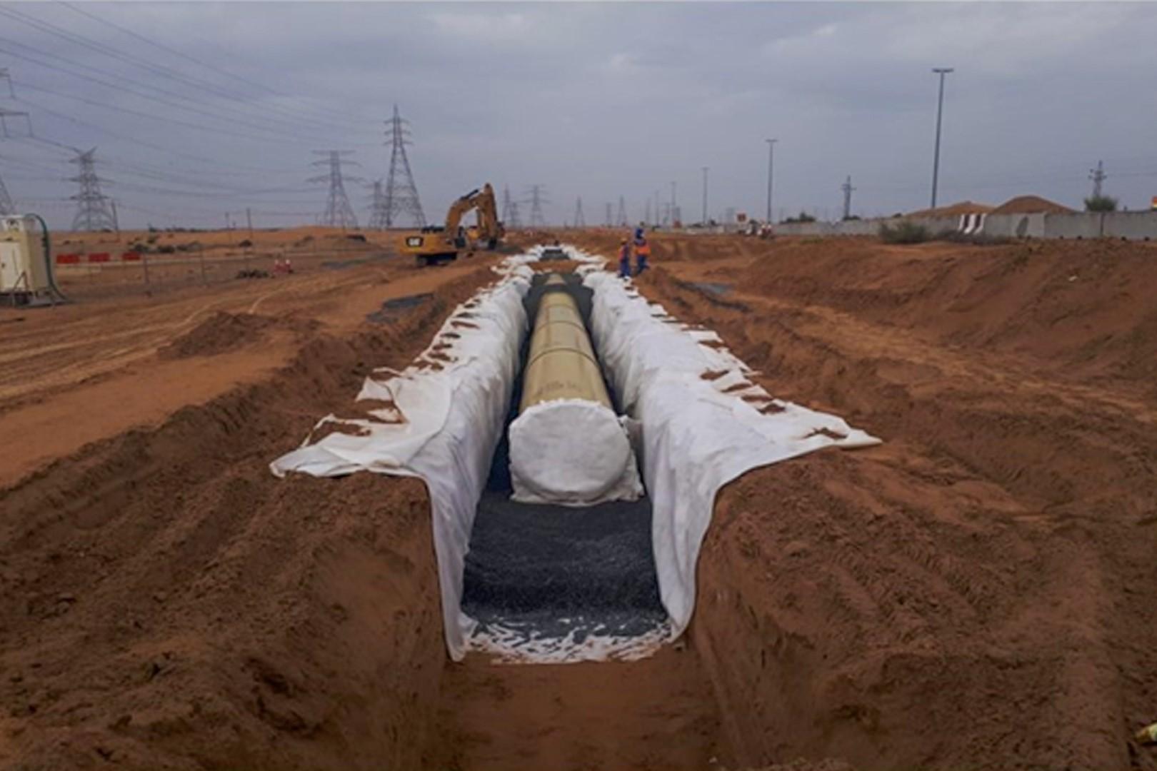 تضاعف توصيلات المياه الجديدة في دبي بين عامي 2016 و2020
