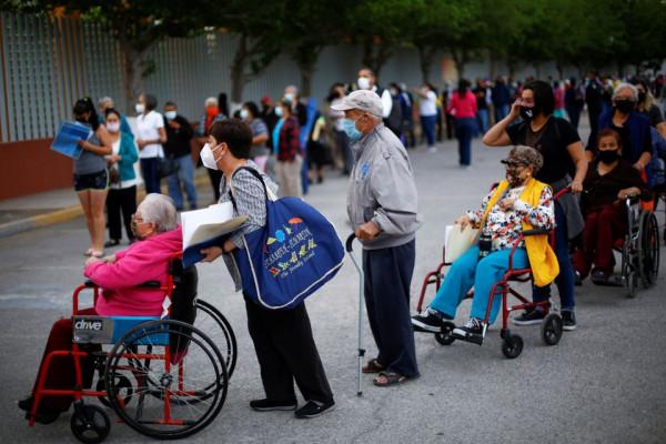 المكسيك تسجل 341 وفاة و 13853 إصابة جديدة بـ'كورونا'