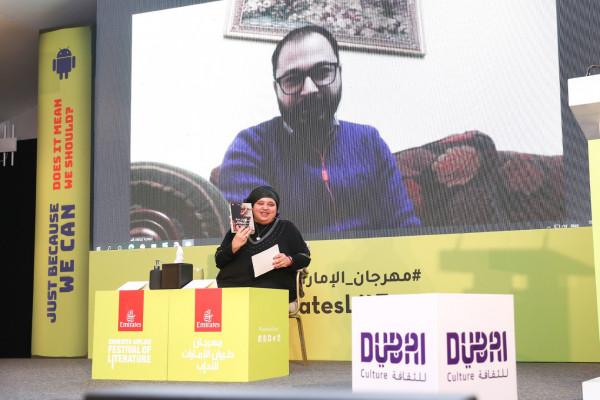 مؤسسة الإمارات للآداب تطلق مدونة جديدة مخصصة للجمهور العربي