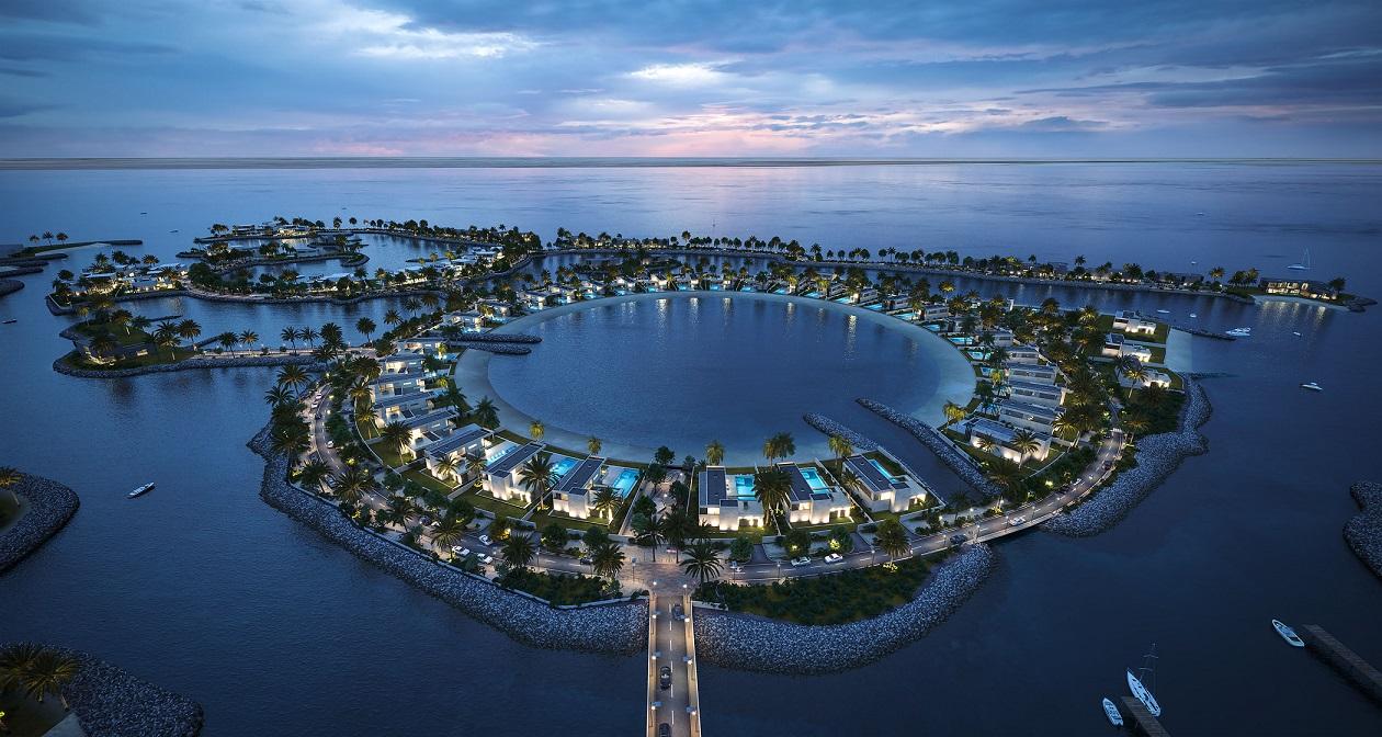Aldar sells out exclusive waterfront land plots at Al Gurm