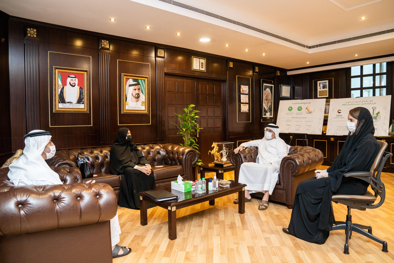 هيئة كهرباء ومياه دبي تتبرع بـ 30 مليون درهم لصالح مستشفى حمدان بن راشد الخيري لرعاية مرضى السرطان