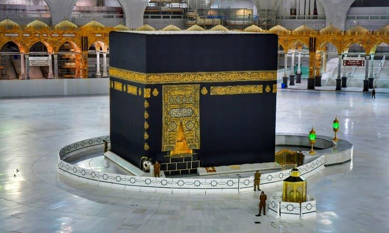Makkah Grand Mosque gets ready to receive Umrah pilgrims
