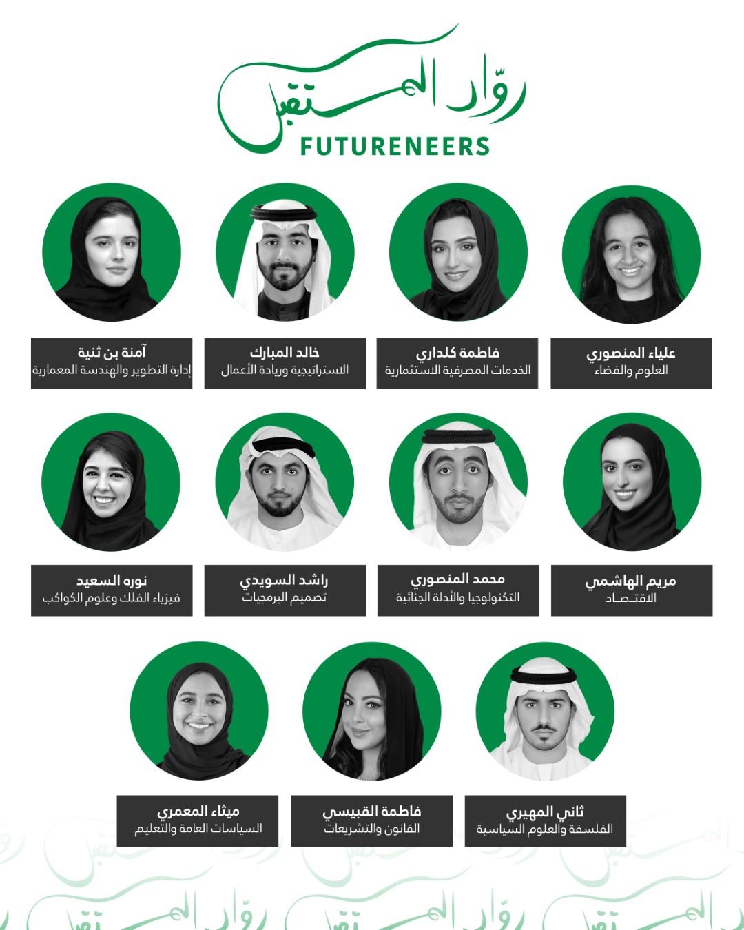 """مكتب التطوير الحكومي والمستقبل في حكومة الإمارات يطلق مبادرة """"روّاد المستقبل"""""""