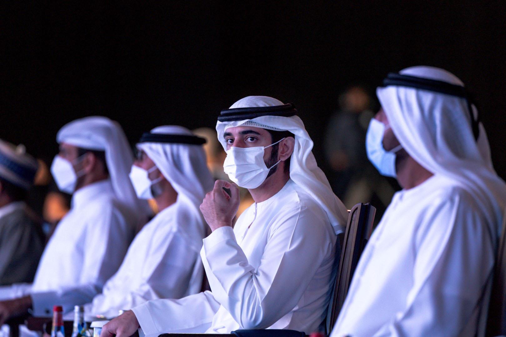 حمدان بن محمد يفتتح مؤتمر ومعرض غازتك