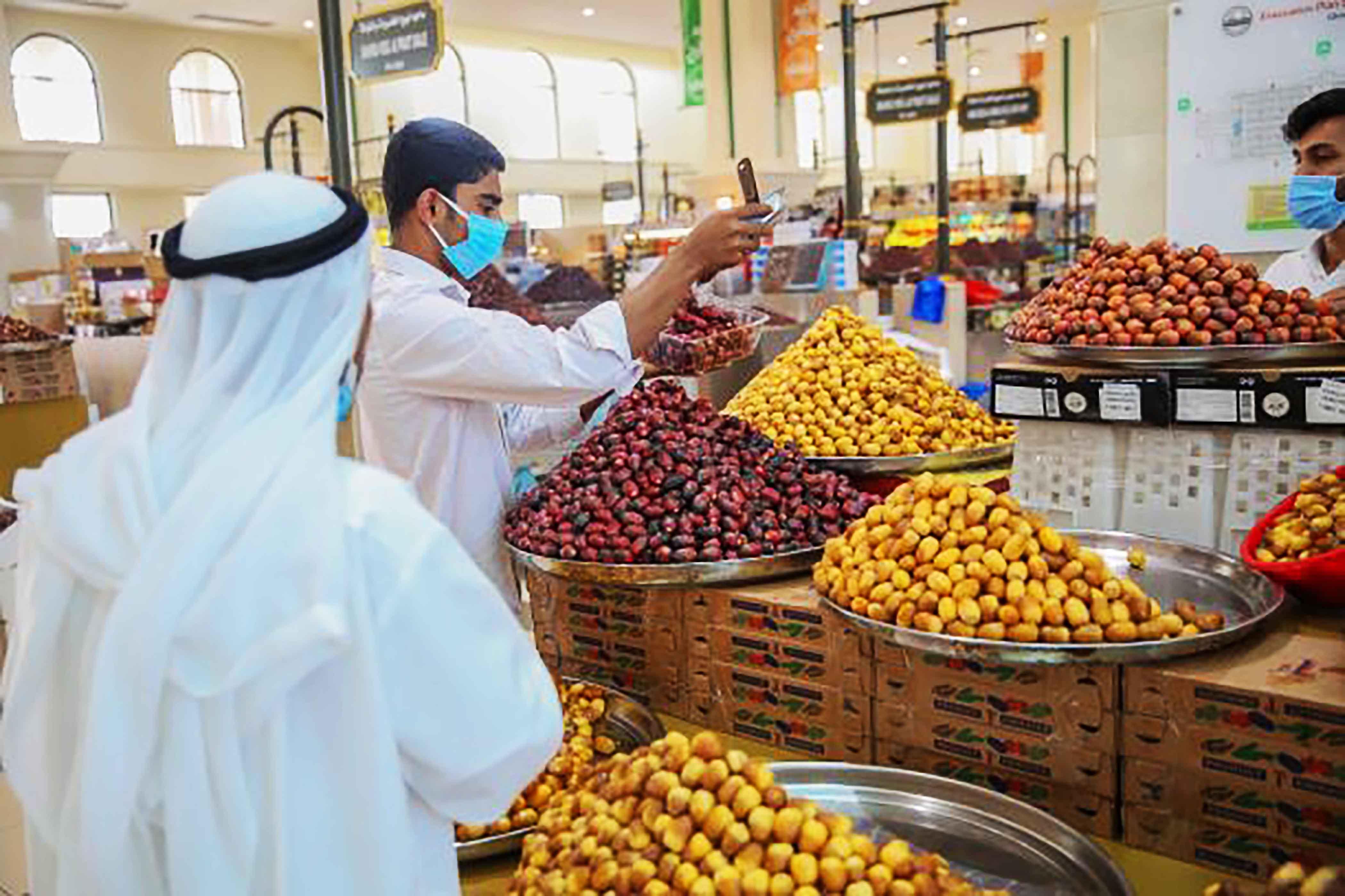 اختتام النسخة الـ6 لسوق الجبيل من مهرجان الرطب في الشارقة والحمرية