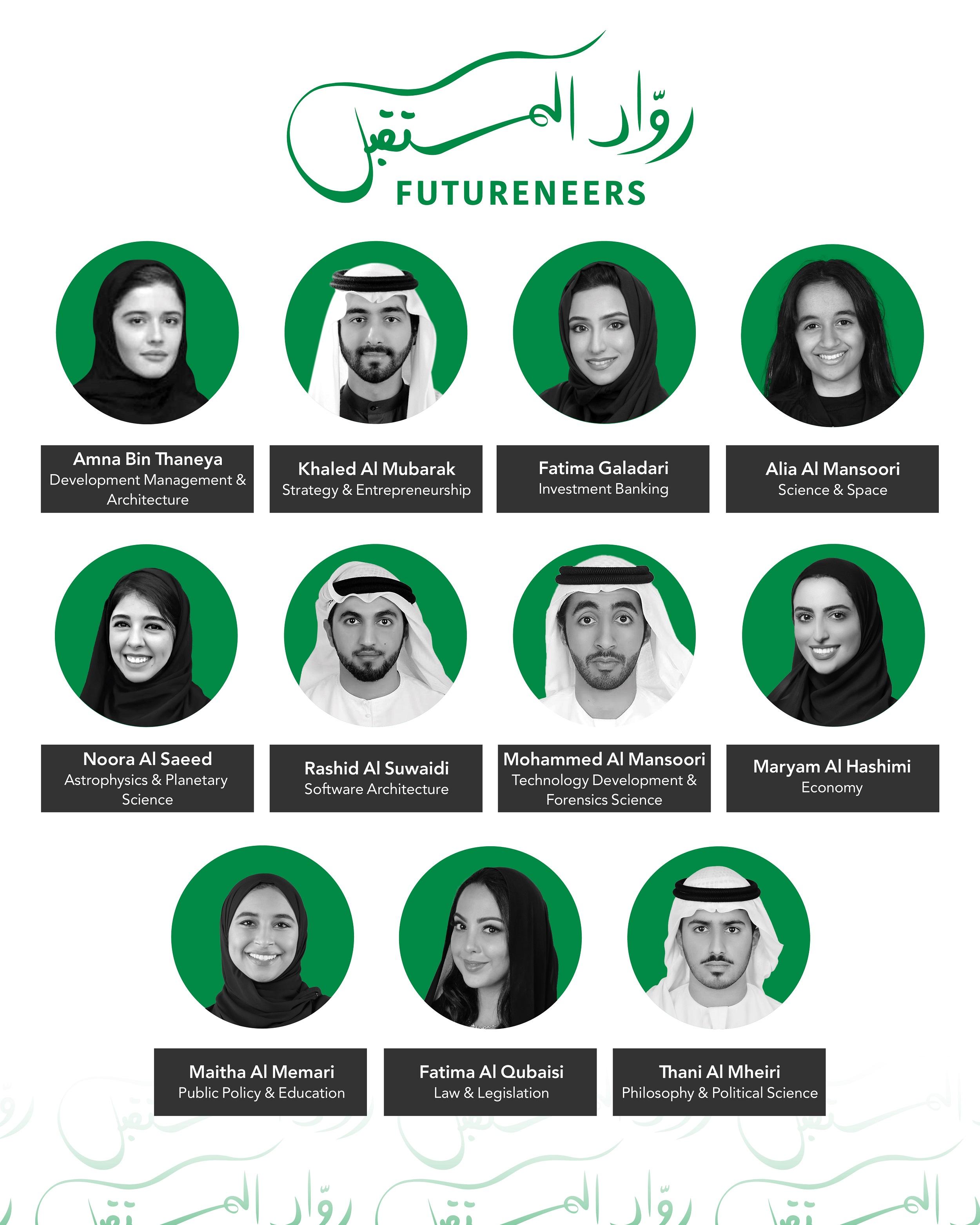selected futureneers
