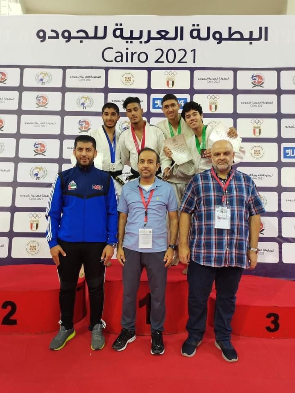 جودو الإمارات يرفع رصيده إلى 6 ميداليات في البطولة العربية
