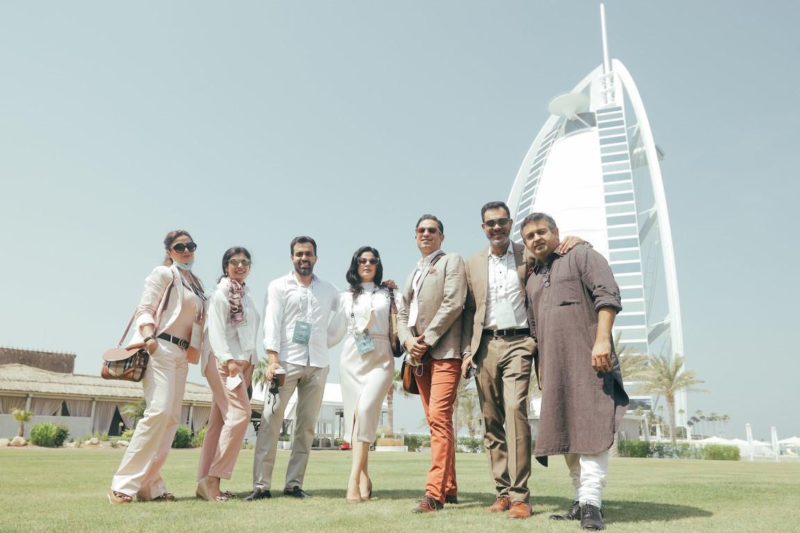 اختتام فعاليات الدورة الرابعة من ملتقى الزفاف العالمي فى دبي