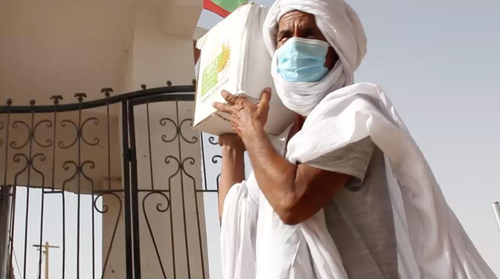 """""""حملة 100 مليون وجبة"""" تنتهي من توزيع 4.5 مليون وجبة في موريتانيا"""