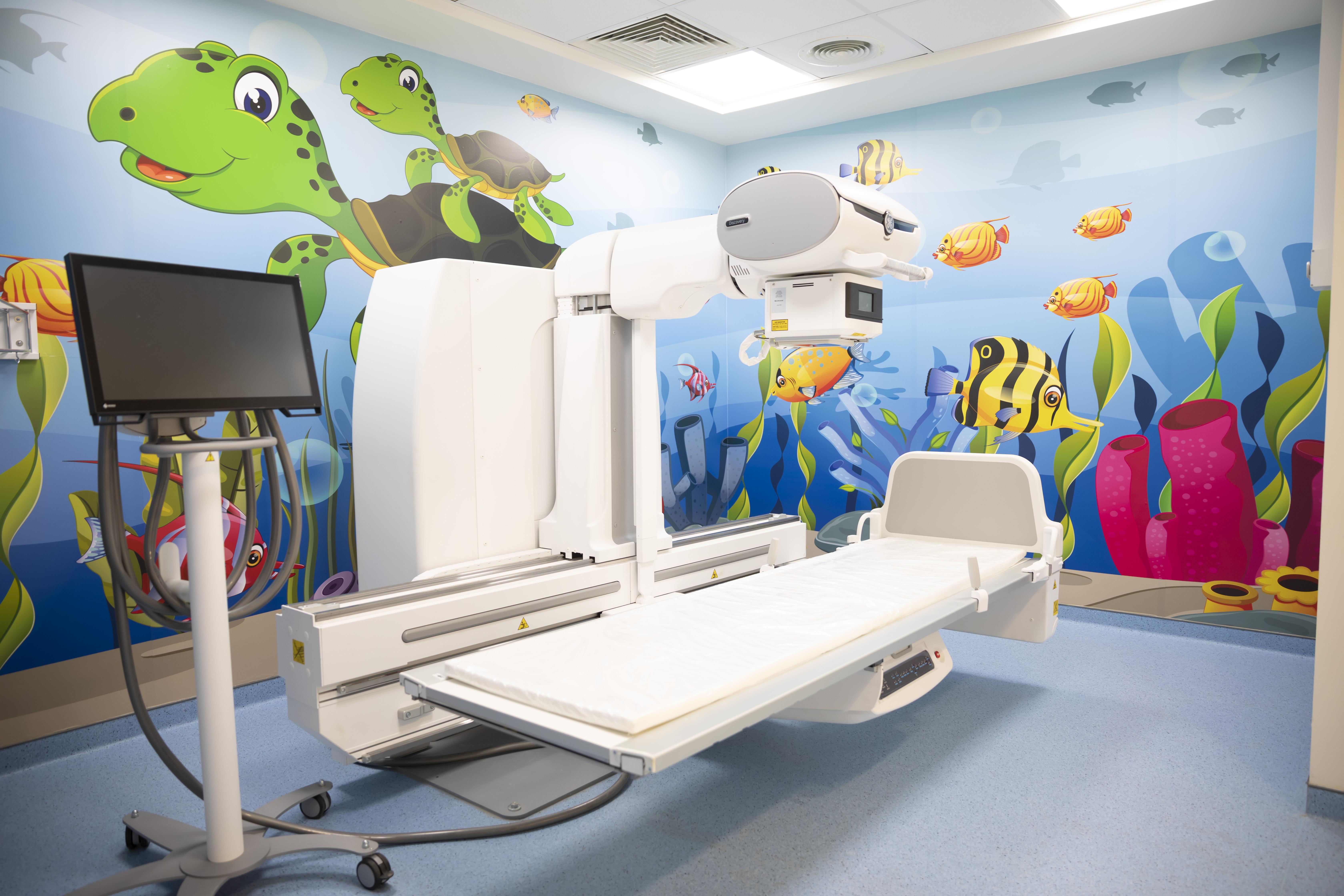 افتتاح مستشفى الشيخة فاطمة بنت مبارك لطب وجراحة الأطفال في كوسوفو