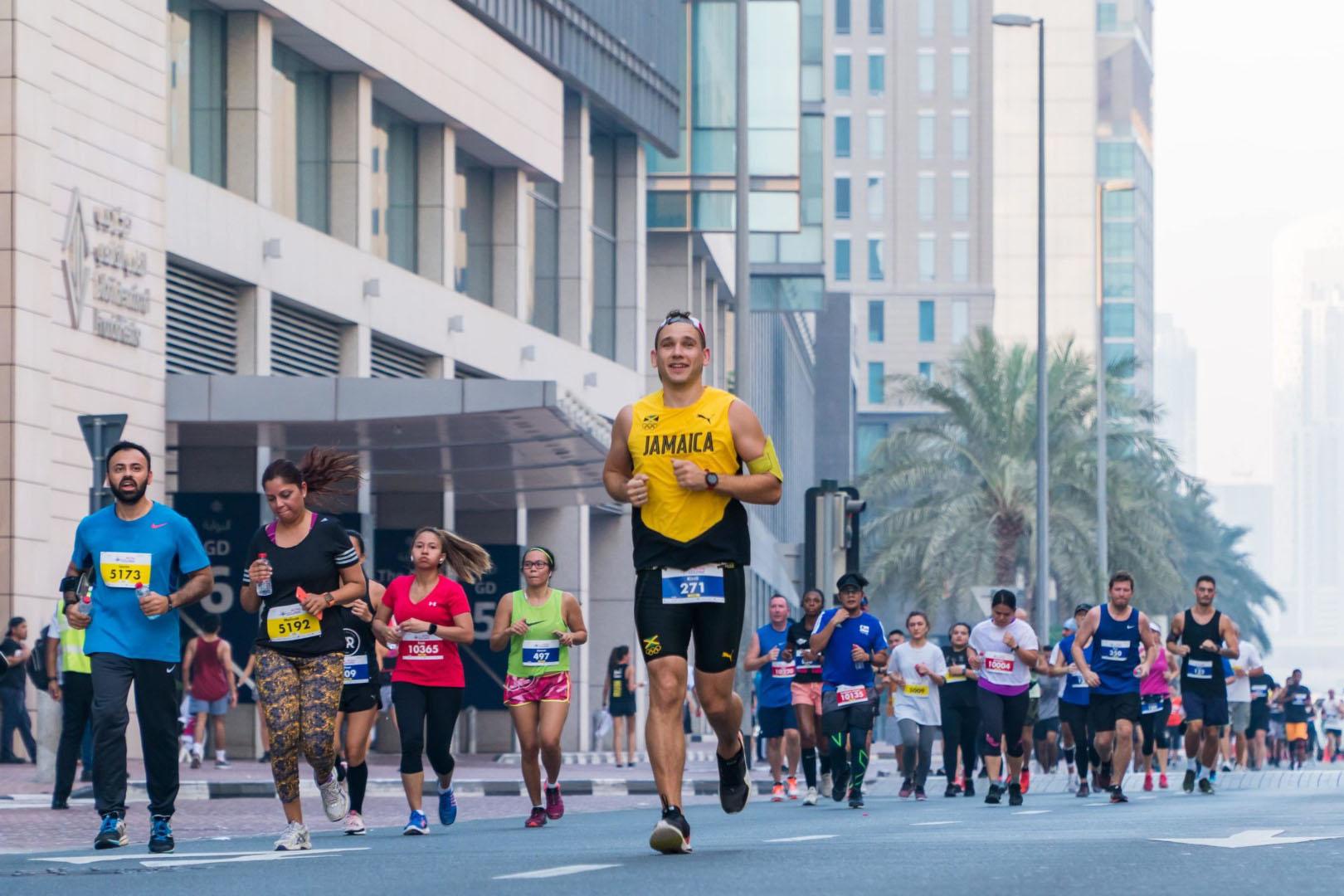 """انطلاق سباق """"ماي دبي نصف ماراثون المدينة"""" 15 أكتوبر"""