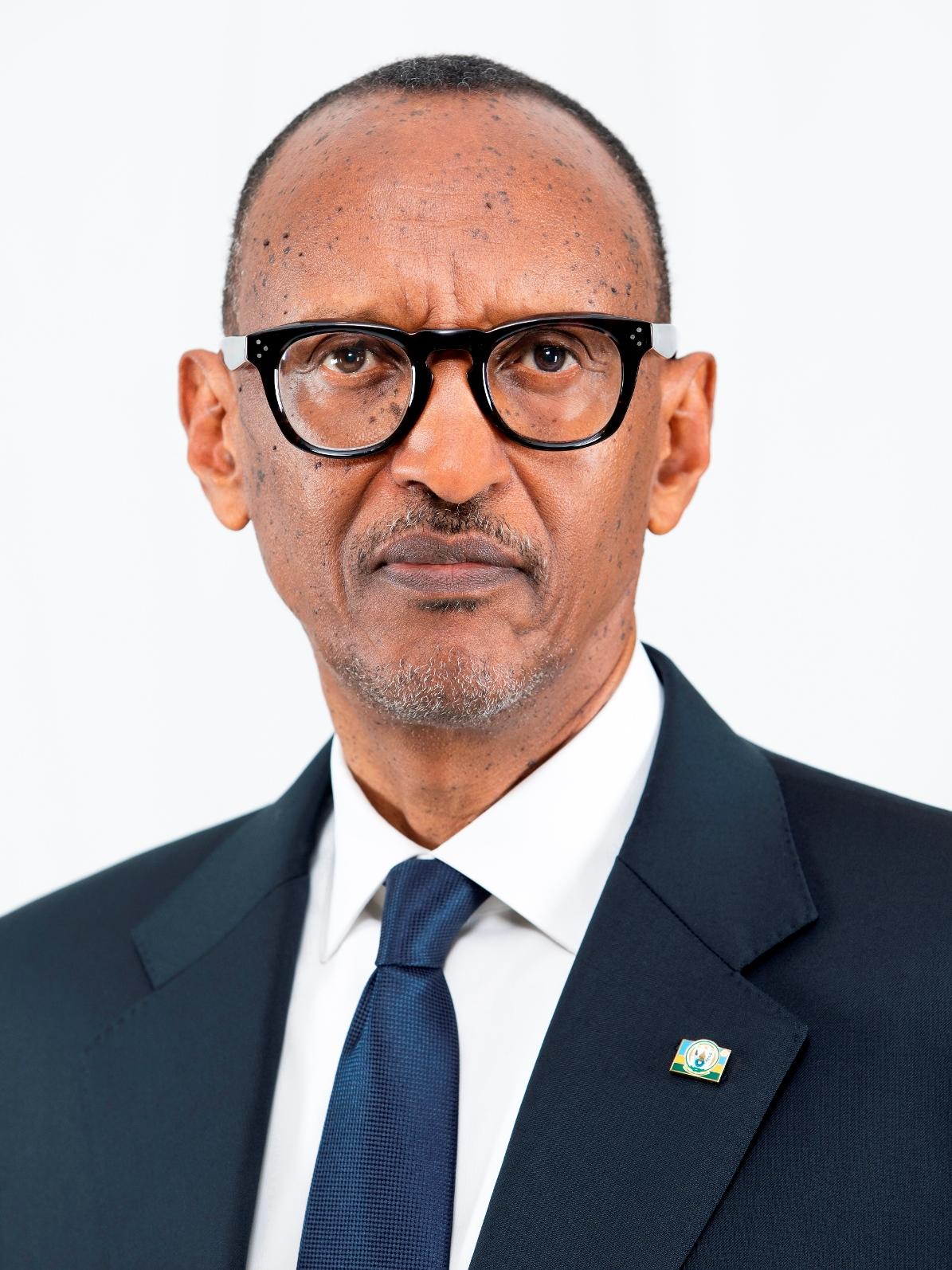 paulkagame_portrait, president of rwanda1