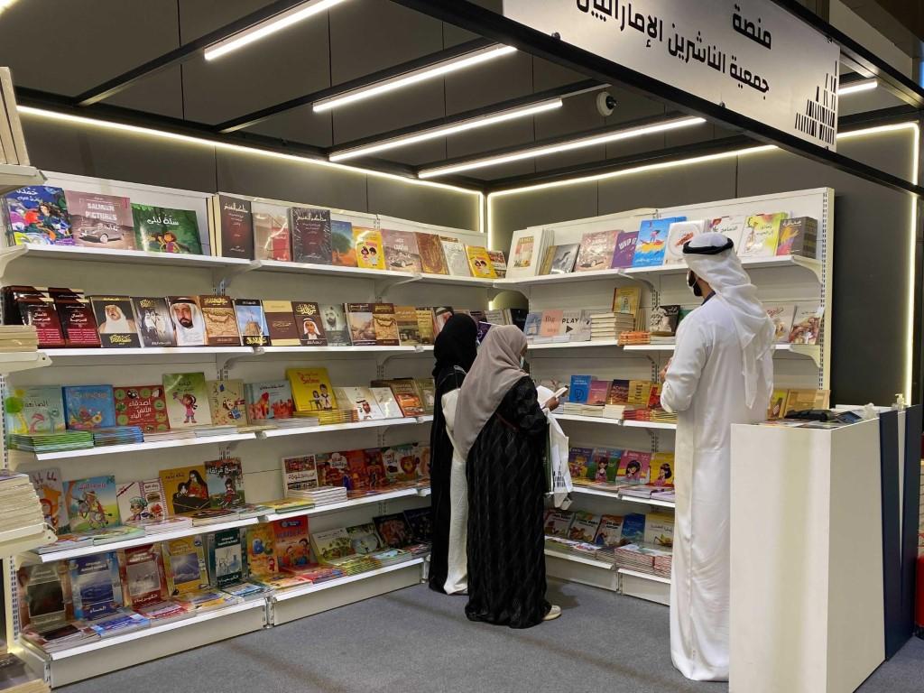 """""""الناشرين الإماراتيين"""" تعرض 569 إصدارا لـ27 دار نشر إماراتية في معرضي عمّان والرياض للكتاب"""