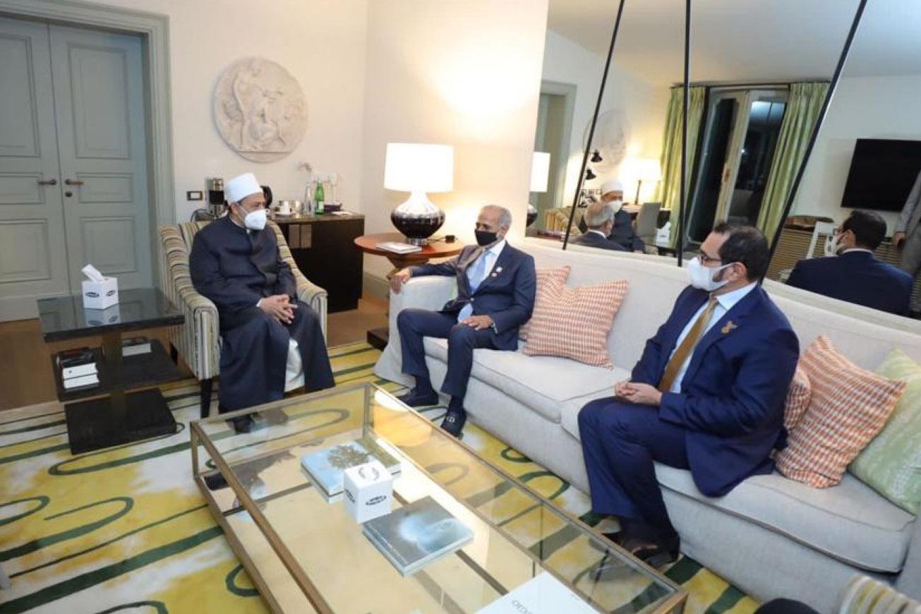 نهيان بن مبارك : مبادئ الأخوة الإنسانية جوهر رؤية الإمارات لحاضرها ومستقبلها