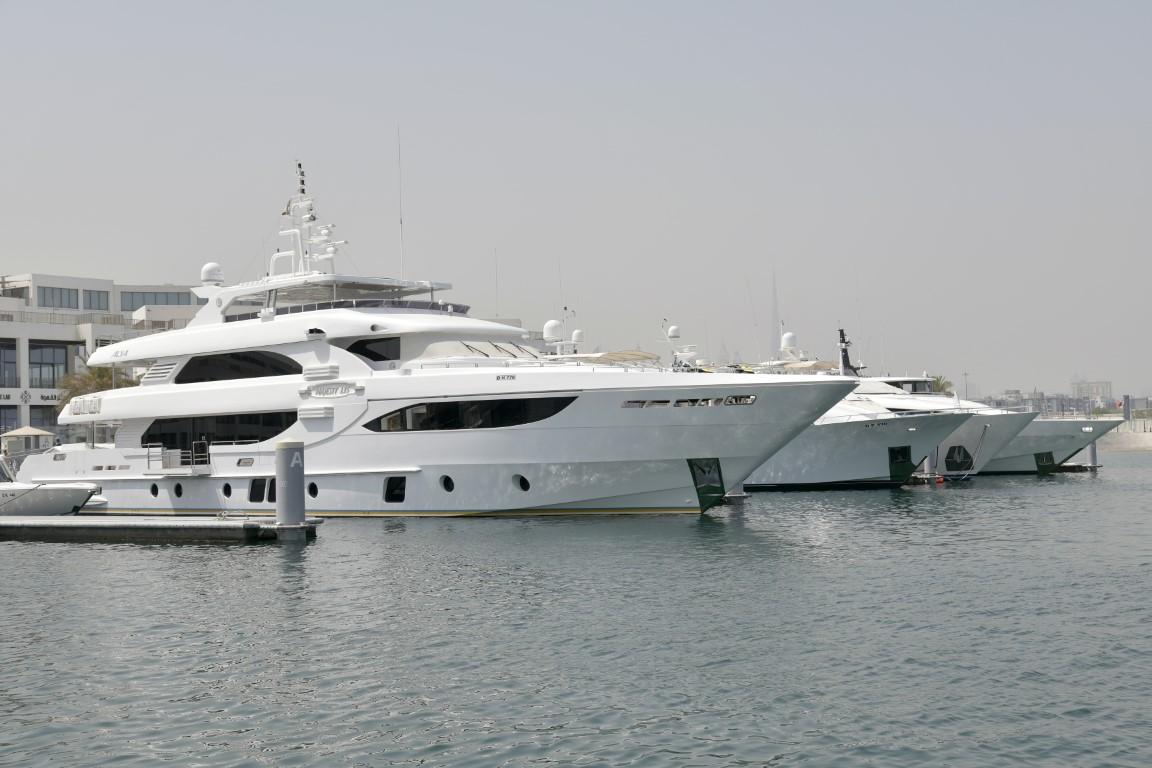 """""""مدينة دبي الملاحية"""" تسمح لوسائل النزهة البحرية واليخوت الزائرة بالرسو لمدة 6 أشهر في مياه الإمارة"""