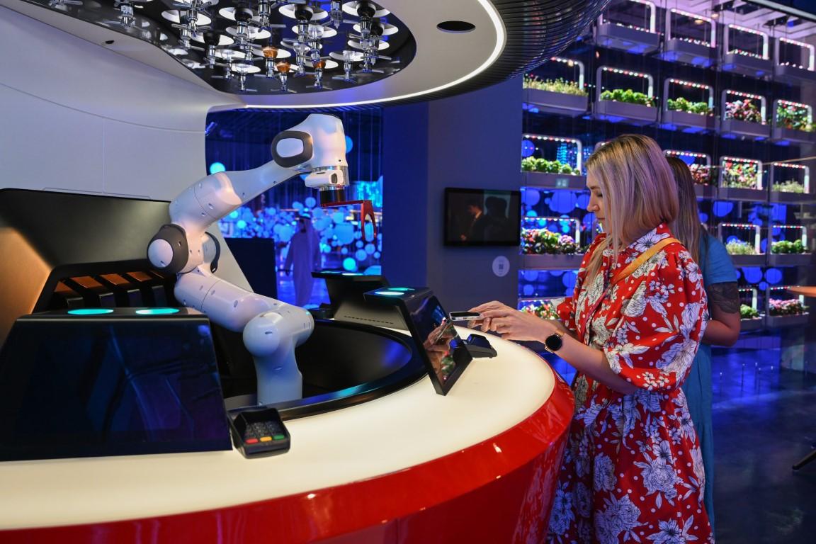 جناح إستونيا في إكسبو 2020 دبي .. عالم من التكنولوجيا الرقمية