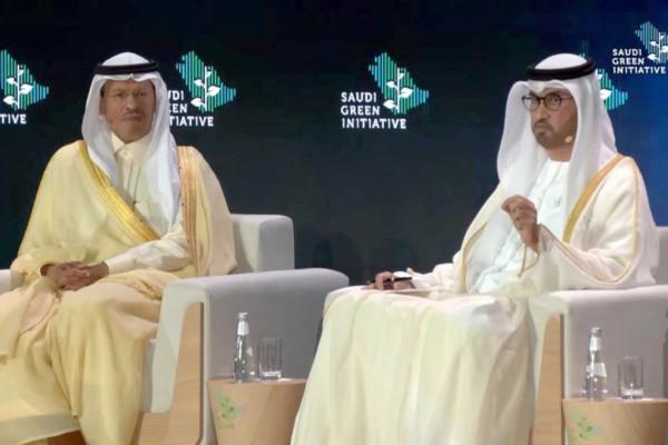 الإمارات تشيد بإعلان السعودية هدف الحياد الصفري بحلول 2060 خلال منتدى مبادرة السعودية الخضراء