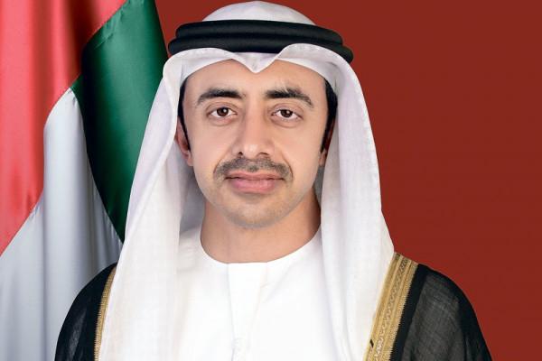عبدالله بن زايد يثمن دعم كوريا لاستضافة الإمارات مؤتمر